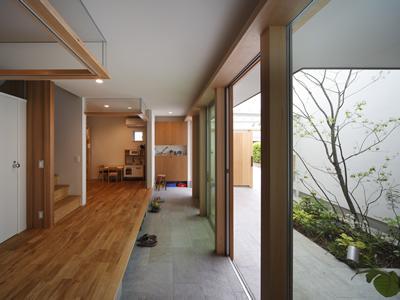 -建築家と職人でつくる家-