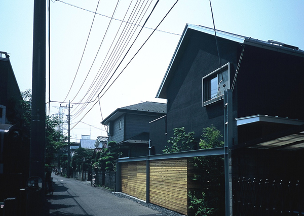 国分寺 省エネルギー住宅1