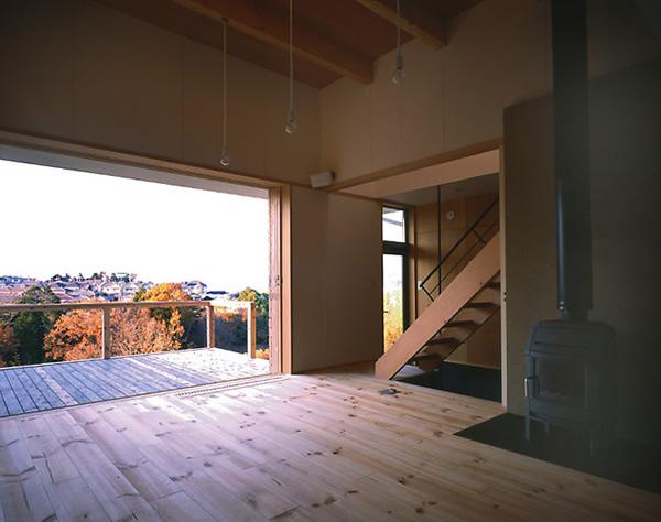 南つつじヶ丘の家【サークハウス】4