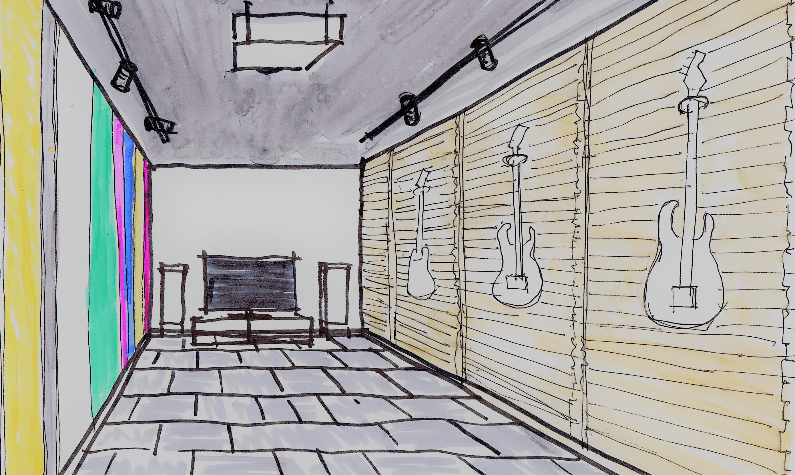 音楽室の提案 1