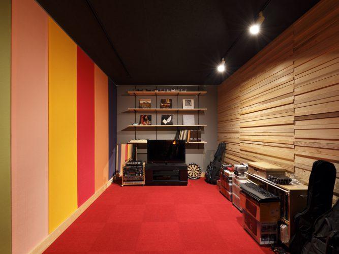 音楽室のデザイン
